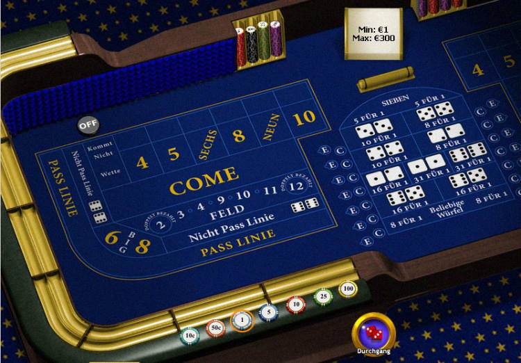Craps Online Canada Practice For Free Play For Real Money And